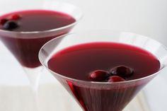 cranberry-amaretto kiss!