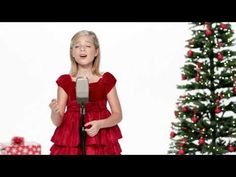 One of my favorite Christmas songs sung by an angel here on Earth.