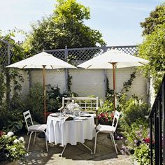 How does your garden grow | House and Garden.co.uk