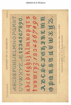 old alphabets