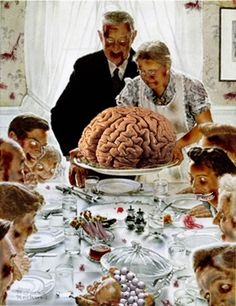Zombie Thanksgiving