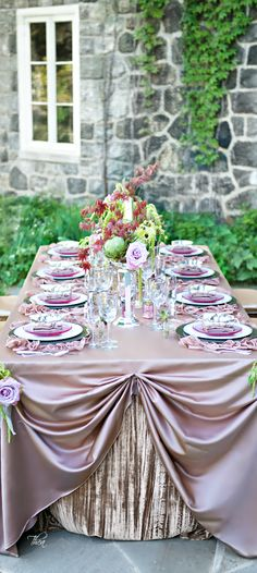 Tablescape Décor