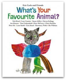 Picture book lovers are going to adore this latest offering from the wonderful Eric Carle, What's Your Favourite Animal?