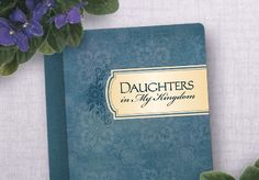 Daughters in My Kingdom - New LDS Relief Society book. Link to online version, but get a print version if possible. Beautifully done!