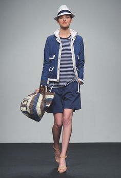 Henry Cottons: Holiday Diary - Spring / Summer 2013 Collection