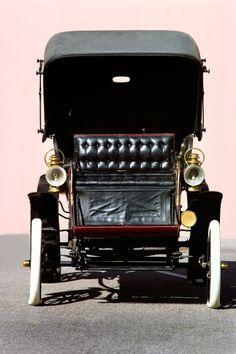 1903 Stevens-Duryea Runabout.
