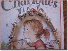 Spellbound Beads - Turning old beloved books into jewelry
