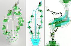 hydroponic gardens - Google Search