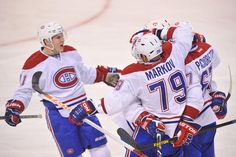 Habs Get 3 Points from Big Rivals