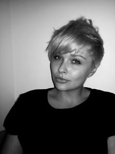 Messy Pixie Cute