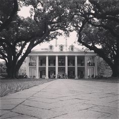 Come and see Oak Alley Plantation from a new perspective! ;) #OakAlley