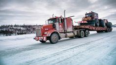 ice road truckers by bdebaca, via Flickr