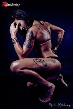 Julie Kitchen - World Champion Muay Thai fighter