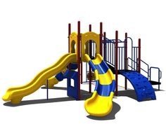 Calypso Playground Weight 1 780 Age range 5-12 years Unit Size 19 11 x 23 Minimum Use Zone 31 11 x 35 Featuring Play Events *Overhead ladder *Transfer station *Sea creature climber *Bongo drums *Ships wheel *Left turn slide *Right turn slide *Stone panel *Bump wave slide Color As pictured only