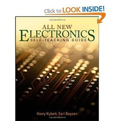 All New Electronics Self-Teaching Guide (Self-Teaching Guides) --- http://www.amazon.com/All-Electronics-Self-Teaching-Guide-Guides/dp/0470289619/?tag=pinterest1061-20