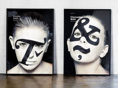 (face) painted type