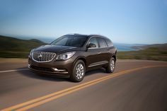 Which Michigan-made @Buick would you drive to your destination? Repin if you'd choose the 2013 Enclave. #puremichigan