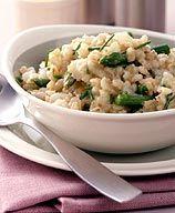 """Barley-Asparagus """"Risotto"""""""
