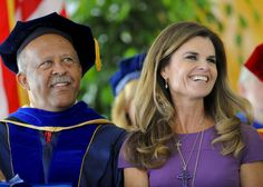 """The Eloquent Woman: Famous Speech Friday: Maria Shriver on """"The Power of the Pause"""" -- a commencement speech that's a good reminder for all of us."""