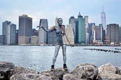 Tina Merry New York Body Painting 5