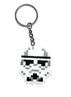 Stormtrooper, Hama mini. $7.50, via Etsy.