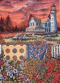 Diane Phalen Art Gallery - Shoreline Treasures. Gift for Grandma?