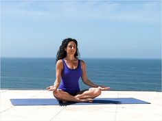 Yoga poses to relieve anxiety & other ailments