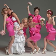 bridesmaids, pictur, idea, dream, funni, bridal parti, movi, photo, thing