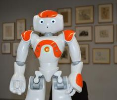 Robots at the Westport Library!