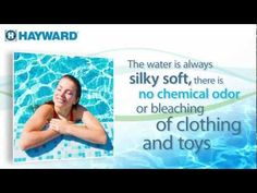 Hayward salt chlorination