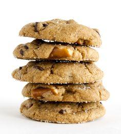 Peanut Butter Pretzel Chocolate Chip Cookies  | Mimi's Cookie Bar