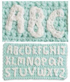 A to Z in Crochet