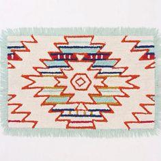 Anthropologie southwest rug. <3