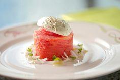 Disney Cruise Line Summer Recipe: Tomato Cake
