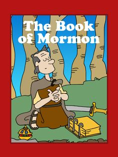 The Book of Mormon – LDS Coloring Book