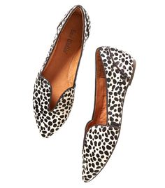 fashion, style, lydia cutout, cutout loafer, anthropologie, animal prints, flats, flat shoes, leopard