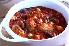 Camping & RVing recipes... yummy Sausage Hot Pot!