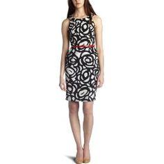 Ellen Tracy Dresses Women's Jacquard Dress (Apparel)