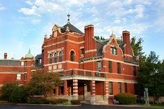 The Kansas City Art Institute.