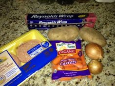 For those nights when you don't really feel like cooking, here's an easy, healthy and cheap lazy dinner!