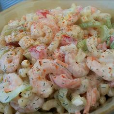frozen cooked shrimp recipes, creamy pasta salads, healthy shrimp pasta salad, creamy shrimp pasta salad, food, dill shrimp pasta salad, shrimp pasta salad recipes, pastas, creami shrimp