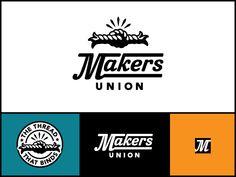 Makers Union Logo B by Amy Hood