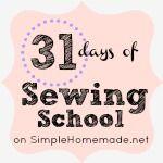 sew school