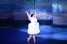 Big Ballet star Hannah has the last laugh at bullies who said she was too fat to dance #talented #pretty #awesome #inspiration, this is what u call #inspirational ly awesome! #curvy #curves #sexy #woman #plus size #fullfigure #bbw , big beautiful curvy woman