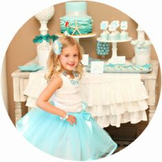Mermaid Party and many more.  Tea party ideas