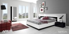 NOX 02 - Bedroom furniture