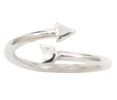 Arrow Wrap Ring – Simple and Classic. Available at Pi Phi Express!