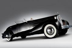Cadillac Phaeton Model 5859