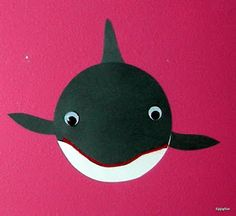 Tippytoe Crafts: Killer Whales