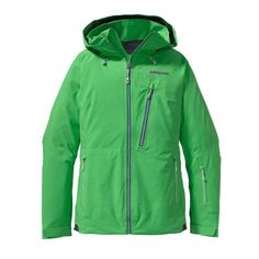 Patagonia Women\'s Untracked Jacket - Aloe Green AOG-288